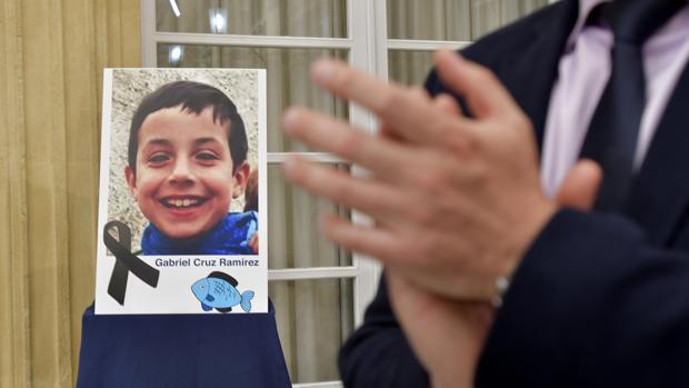 Duelo por el asesinato del niño Gabriel Cruz, desaparecido el 27 de febrero.