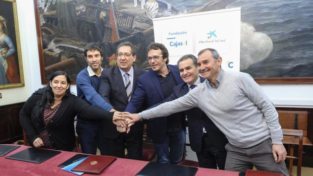 El programa de lucha contra la pobreza infantil cuenta con un presupuesto de 35.000 euros.