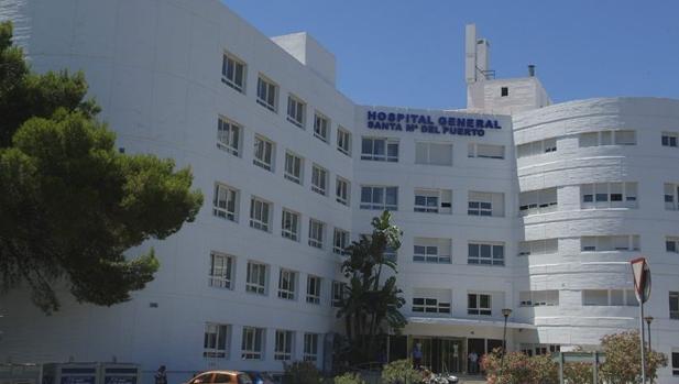 El hospital Santa María de El Puerto, propiedad de Pascual.