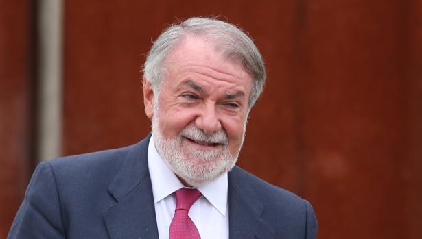 El ex Ministro del Interior, Jaime Mayor Oreja, estará en Cádiz el sábado