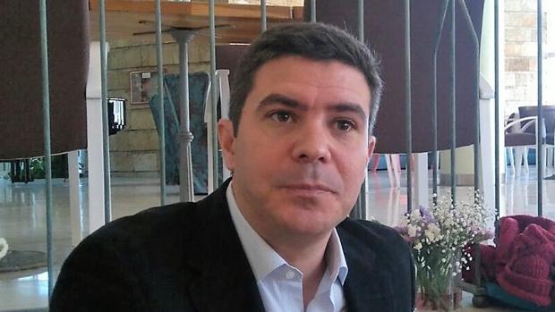 El parlamentario de C's por Cádiz, Sergio Romero