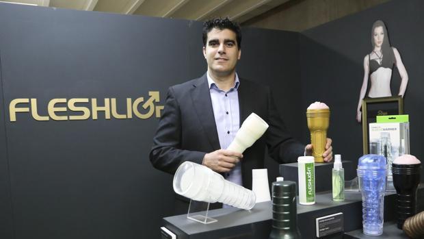 Juan Ziena, actual director general de Fleshlighat International en España