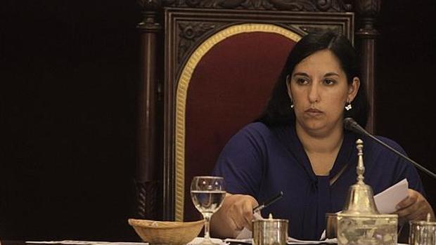 Ana Fernández, concejala de Educación