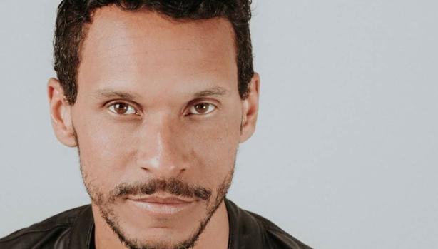 El cantante braseleño afincado en Pontevedra, Gustavo Almeida