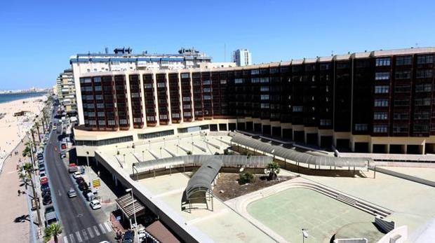 La antigua residencia de Tiempo Libre de Cádiz se convertirá en un hotel