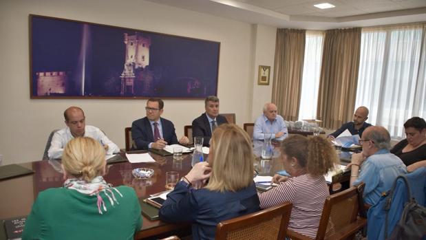 El consejo de administración de Aguas de Cádiz aprobó la creación de una comiisón de investigación.