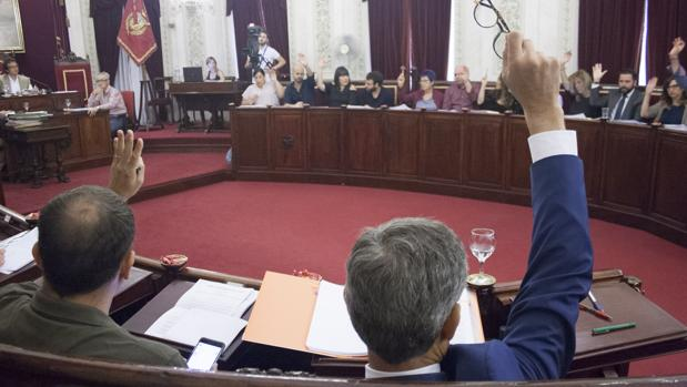 La propuesta, pendiente de la comisión de honores y distinciones y del pleno municipal
