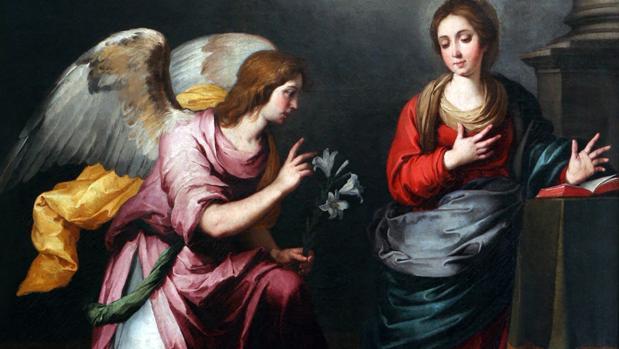 Un experto asegura que «La Anunciación» de Marchena no es un cuadro de Murillo