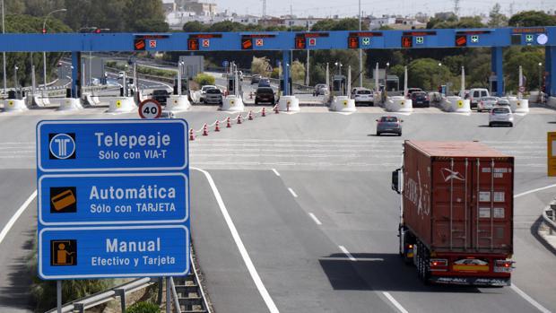 Desconvocada la huelga anunciada por Comisiones Obreras para mayo en la autopista de peaje AP-4