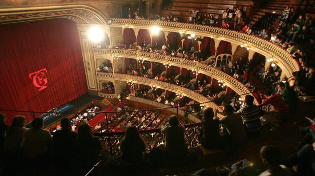 El Gran Teatro Falla, templo del Carnaval de Cádiz