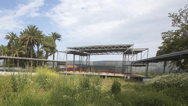 Situación actual del Teatro Pemán