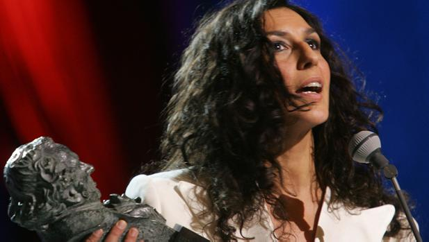 Elvira Mínguez gano el Goya en 2006 a la Mejor Actriz de Reparto