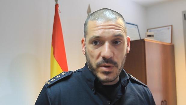 El comisario Luis Esteban reflexiona sobre el narcotráfico en el Campo de Gibraltar.