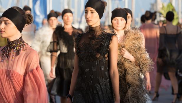 Desfile de Victorio&Lucchino en Sherry Fashion Week