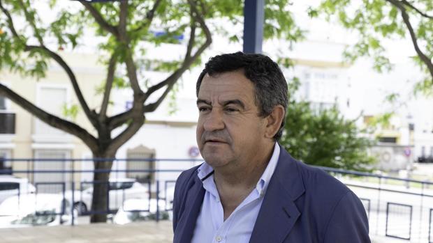 El presidente del PP, José Loaiza.