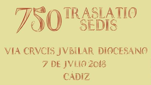 Resultado de imagen de Vía Crucis diocesano 2018 cartel
