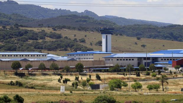 Prisión de Botafuegos, en Algeciras.