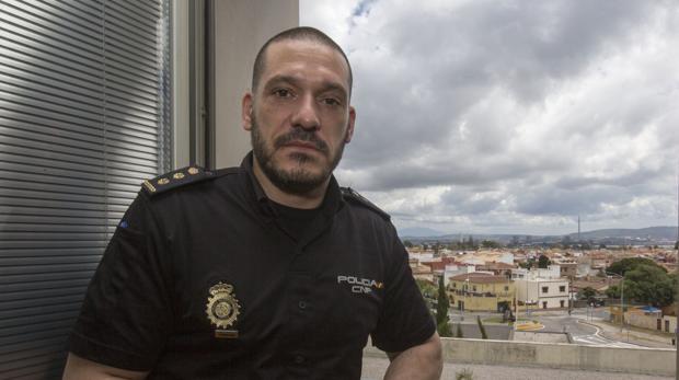 El comisario jefe de la Policía Nacional de Algeciras.
