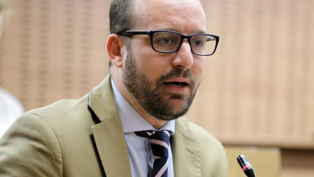 Germán Beardo, portavoz del Partido Popular.