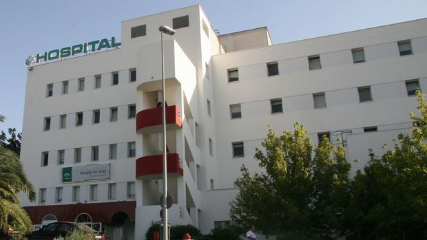 El hospital de Jerez ha sido tocado por la fortuna.