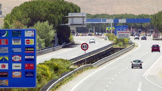 La autopista Cádiz-Sevilla dejará de ser de pago.