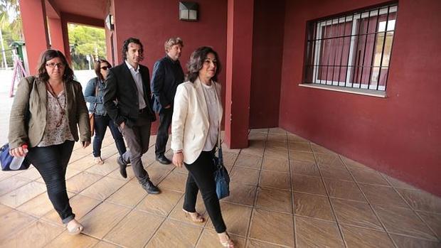 Maribel Peinado, condenada a dos años y medio de inhabilitación