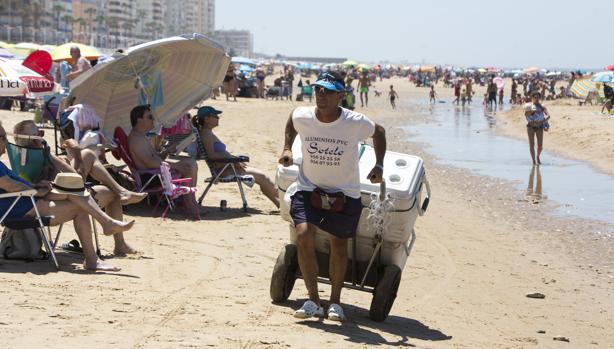 La Aemet ya sabe cómo será el verano de 2018 en Cádiz
