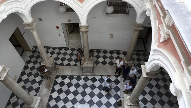 El Palacio de Recaño será la futura sede del Museo del Carnaval.