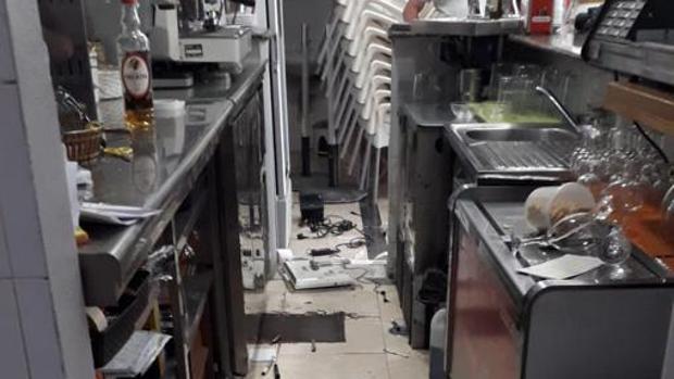 Quiosco-bar 'Terracita murga' el jueves por la mañana