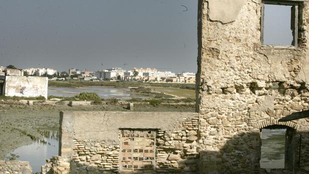 El PP aexige la recuperación del molino Río Arillo.
