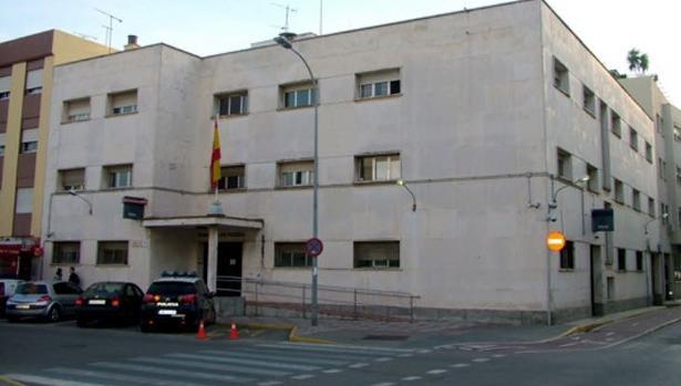 Comisaría de El Puerto.