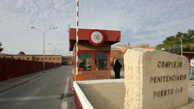 Entrada al complejo penitenciario Puerto I y II.