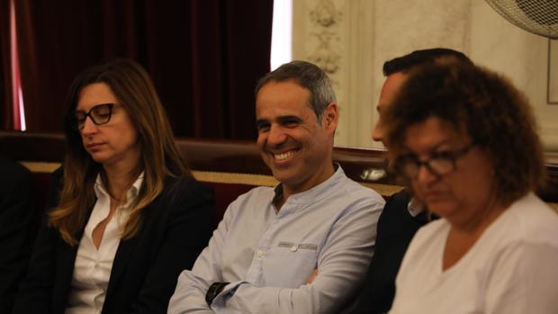 José Pacheco ya ejerce como subdelegado del Gobierno.