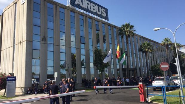 Protesra Airbus del martes pasado