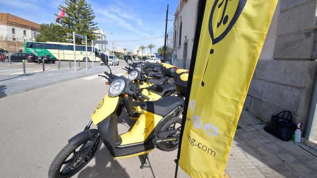 Muving comenzó a operar en Cádiz en 2017