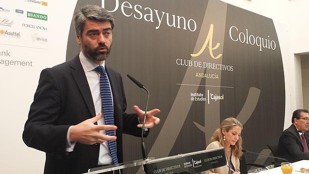 Luis Enríquez Nistal es el consejero delegado de Vocento.