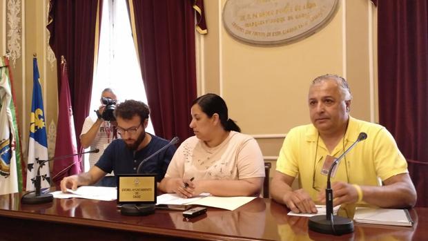 Martínez de Pinillos, Fernández y Soussi.