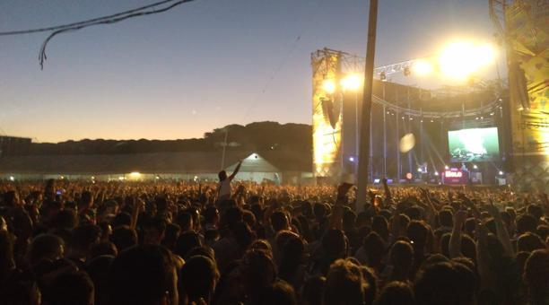 El público se volcó con los conciertos celebrados hasta el amanecer en Barbate