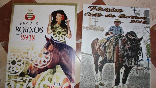 Los carteles seleccionados este año
