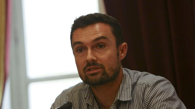El delegado de Urbanismo, Martín Vila.