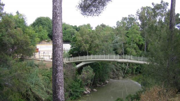La Patrulla Verde se encargaba de evitar agresiones al medio ambiente en el entorno del río Guadaíra