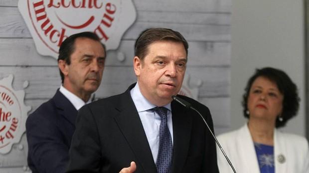 El ministro de Pesca, Luis Planas, se muestra optimista ante un nuevo acuerdo
