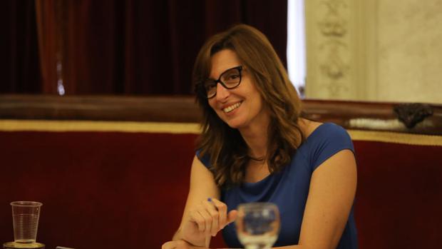 La delegada del Estado en Zona Franca, Victoria Rodríguez