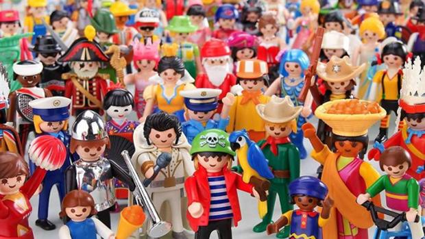 Los cliks de Playmobil, de cine.
