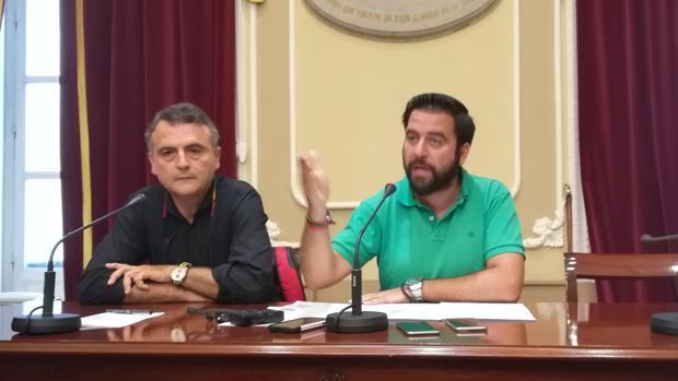 Los concejales del Psoe del Ayuntamiento piden más transparencia