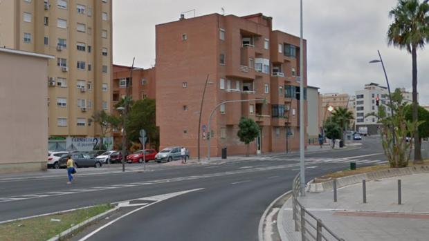 Uno de los robos denunciados se produjo en la Avenida de Huelva.