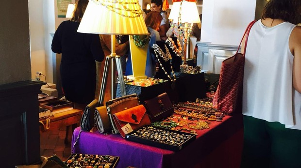 Un año más, El Octógono albergará artículos de artesanía, joyas, bolsos, sedas japonesas y diversos productos llegados del país asiático.