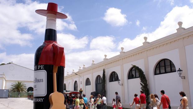 El vino es un elemento crucial en la gastronomía Andaluza