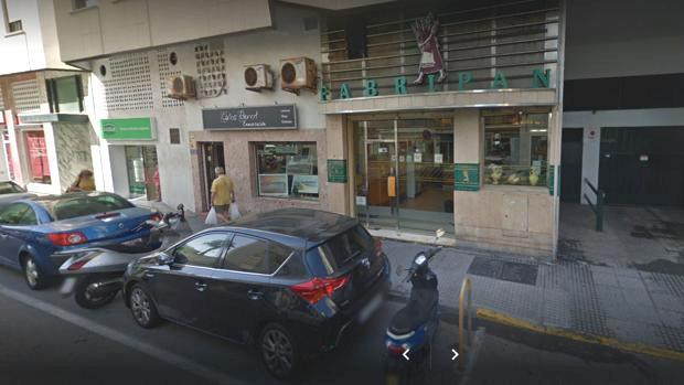 Uno de los establecimientos asaltados supuestamente por el detenido.