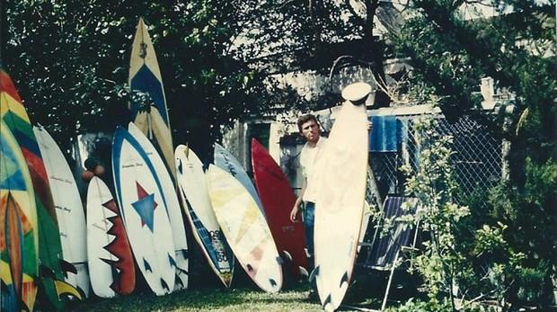 Lengüita Surf, fundada por Pedro Berenguer, es la marca pionera en Cádiz.